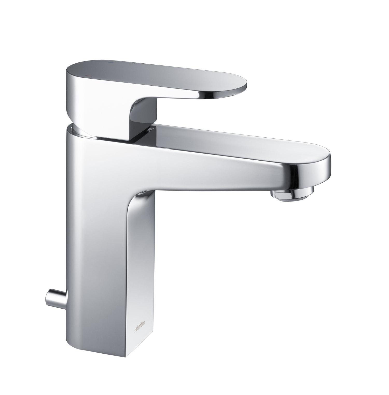 Modern / 1.2 gpm / Single Handle / Chrome / ST3001CH Stufurhome Jackson Single Hole Faucet 0