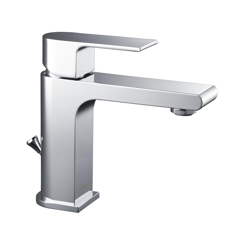 Modern / 1.2 gpm / Single Handle / Chrome / ST5001CH Stufurhome Monty Single Hole Faucet 0