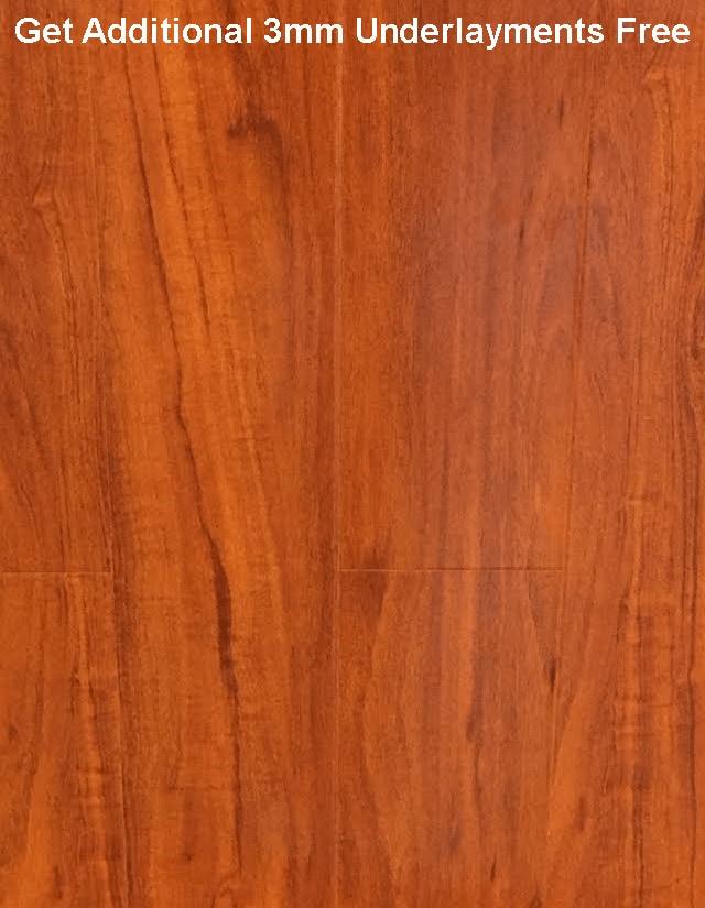 Yulf Design Flooring Laminate Flooring 12mm Art Collection Iv