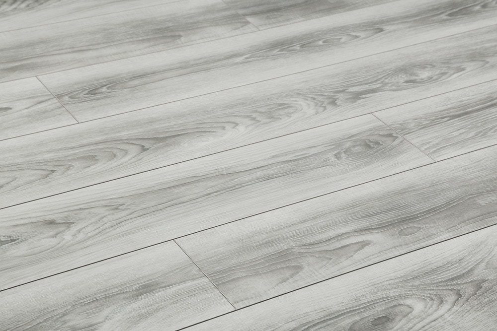 Free Samples Lamton 8mm Modern Wide Plank Collection Sand Gray