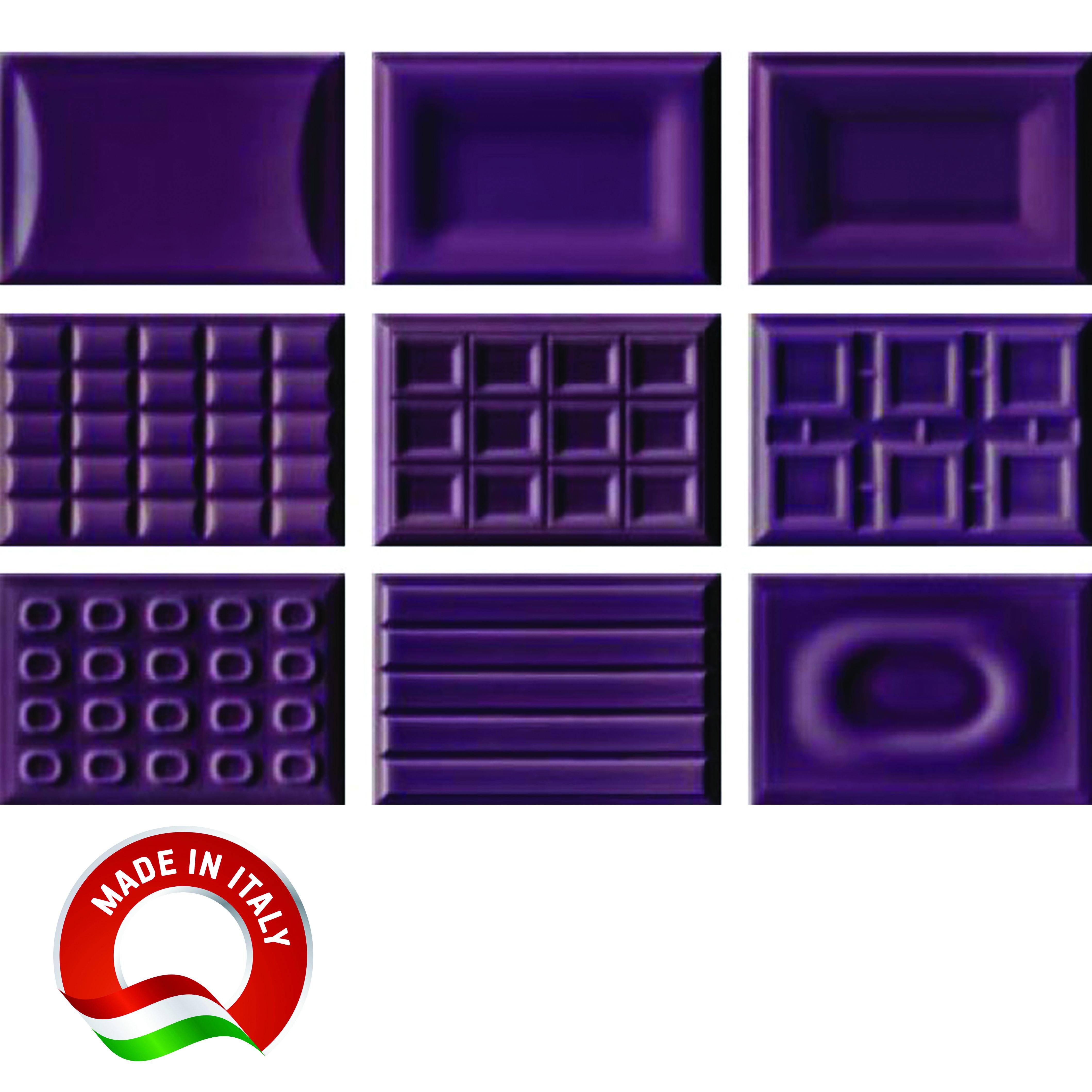Décor Cacao Purple / 5x7 Olympus - Ceres 0