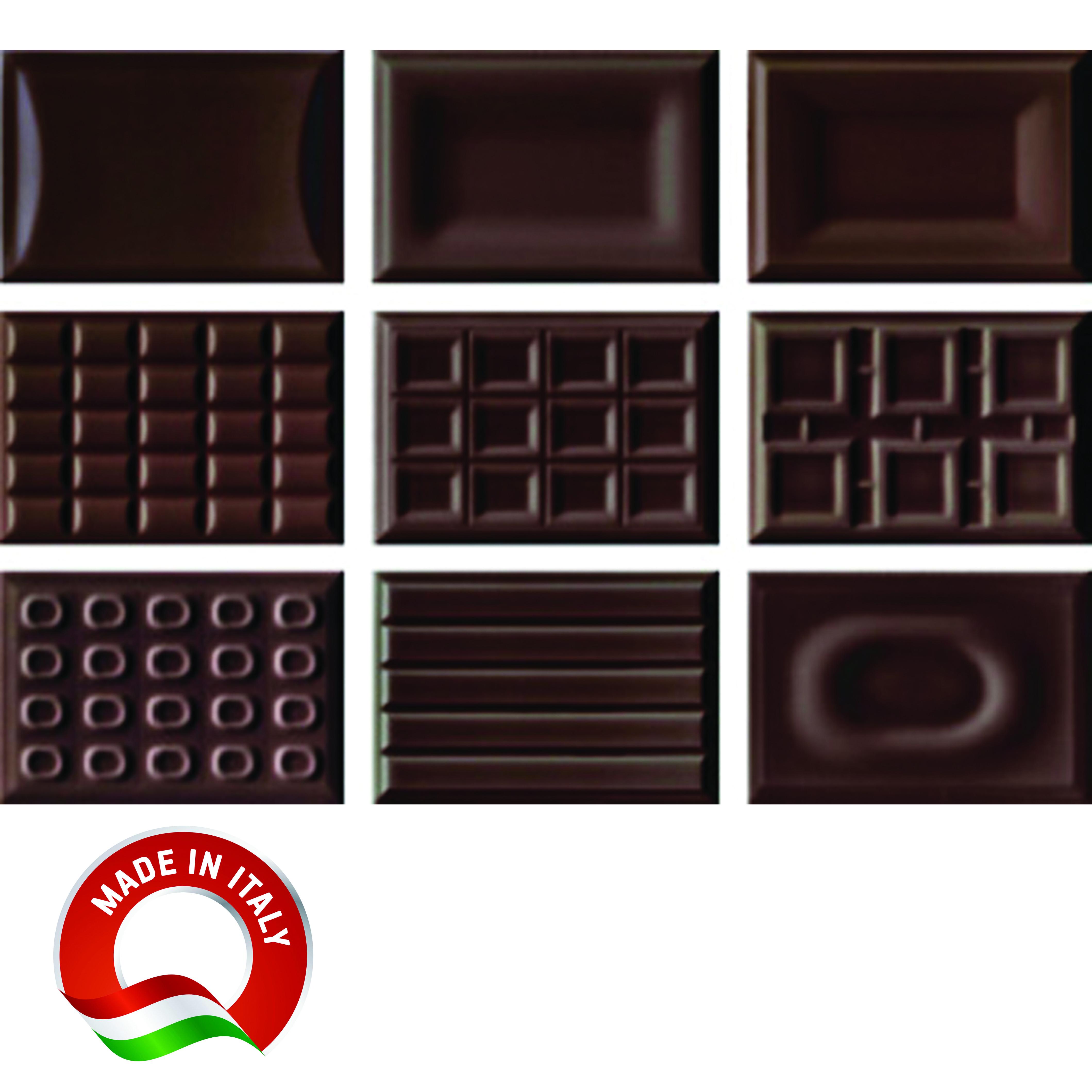Décor Cacao Dark Brown / 5x7 Olympus - Ceres 0