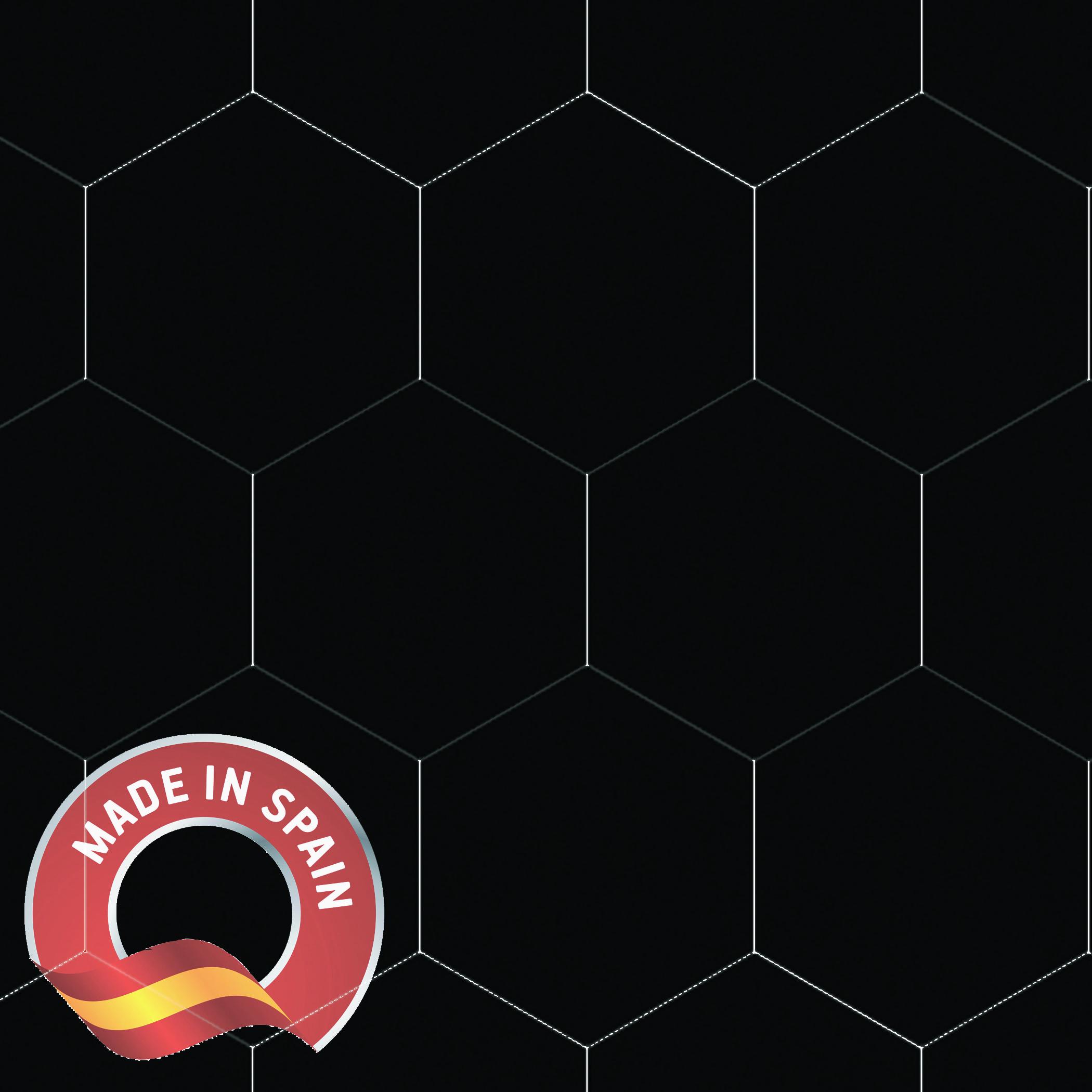Hexagon Black Matte / 5x4 Olympus - Minerva 0