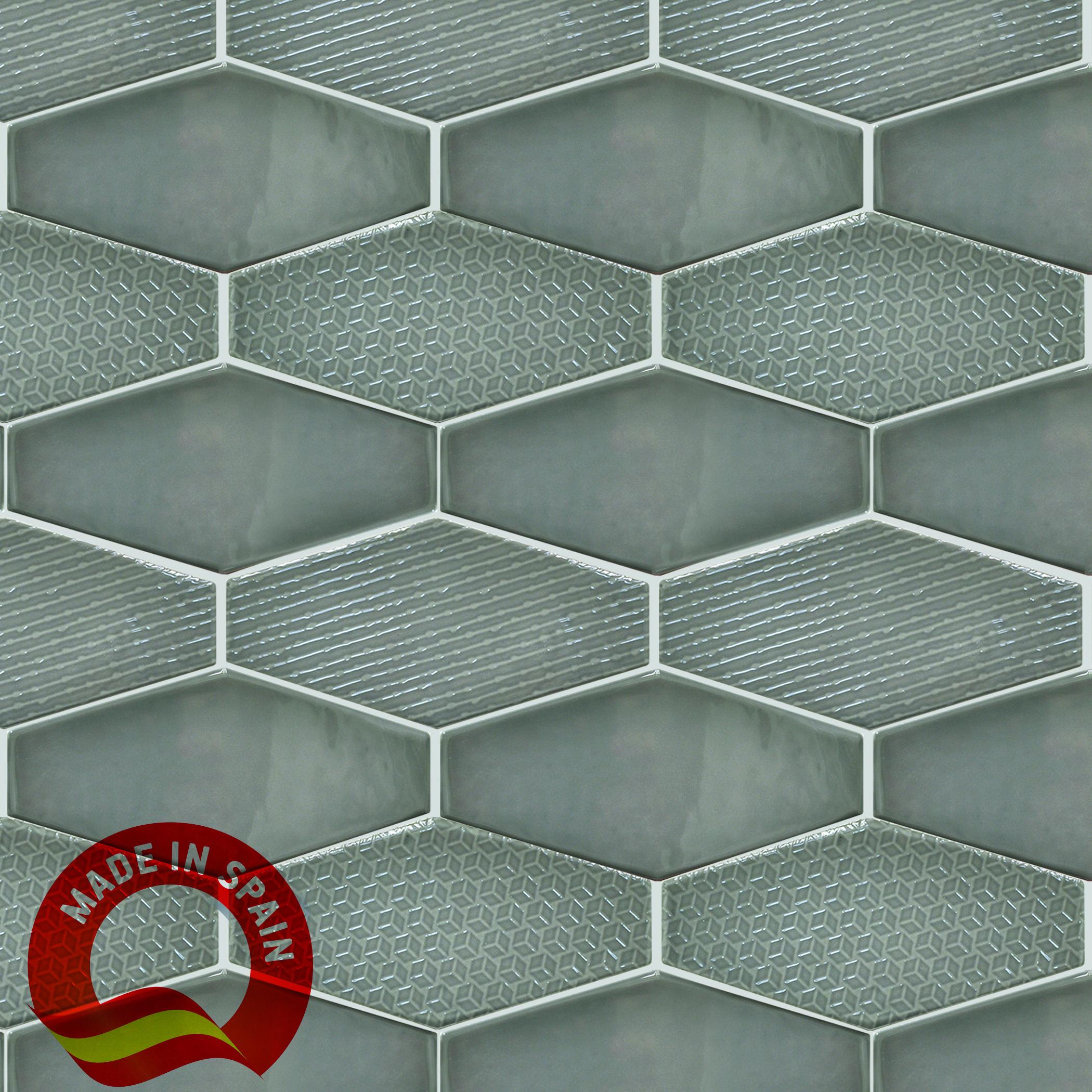 Graphite Deco / 4x8 / Glossy Divinity 0