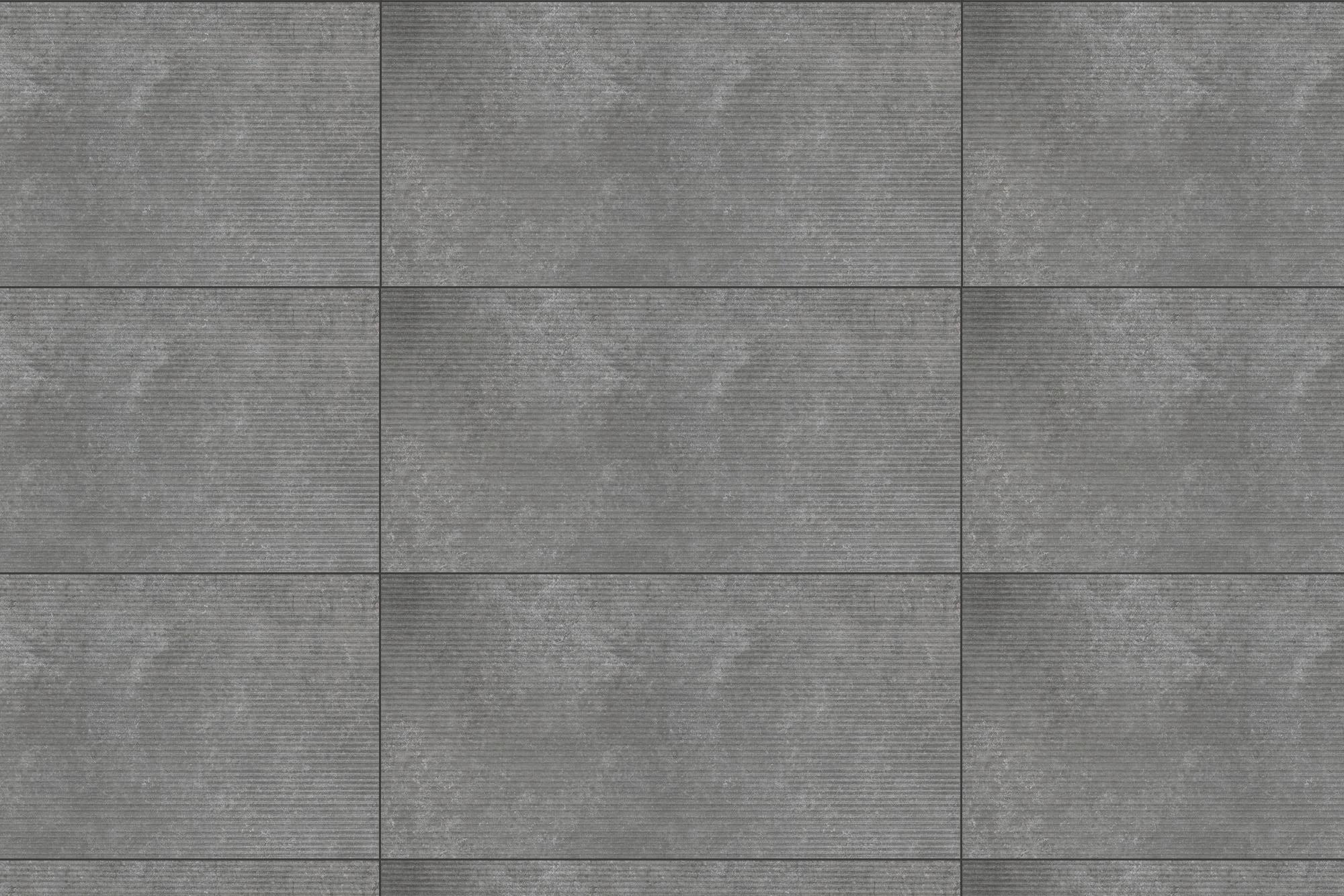 Black / 12x24 / Structured Olympus - Phosphorous 0