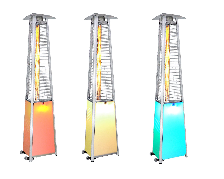 SUNHEAT International SUNHEAT LED Light Show Triangle Design