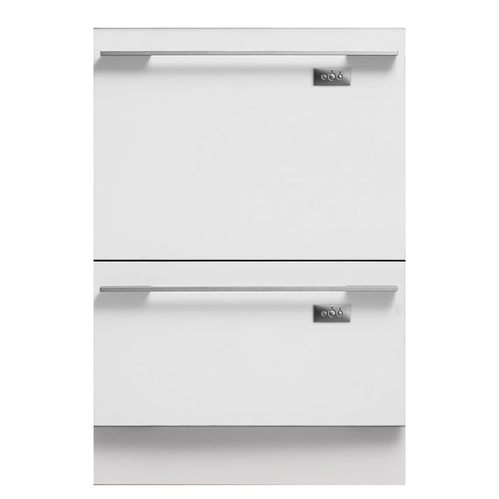 Fisher paykel dd24dhti6v2 24 custom panel double drawer dishwasher double drawer 24 custom - Fisher paykel dishwasher drawer reviews ...