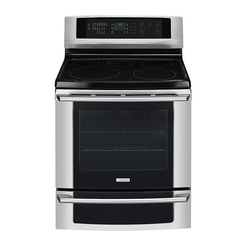 Electrolux Ei30ef55gs 30 Stainless Steel Electric Range 5