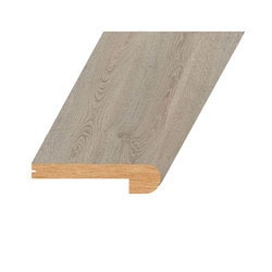 """Laminate Moldings - Woodlands Collection - Grandview - Grandview / Flush Stair Nose / 94.5"""" x 4.5"""" 1.8"""""""