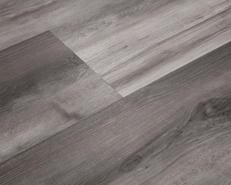 Supreme Gray / 7mm / SPC / Click Lock Vinyl Planks - 7mm SPC Click Lock - XL Renaissance Collection 0