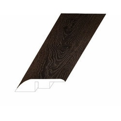 """Vinyl Moldings - Old Town Collection - Mirage - Mirage / Reducer / 94-1/2""""x 1-4/5""""x 2/5"""""""
