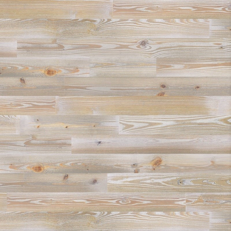 "Coastal Gray / Pine / Wirebrushed / 5 1/8"" Hardwood - American Pine Wirebrushed Collection 0"