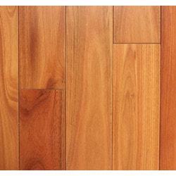 hardwood flooring - kempas   builddirect®