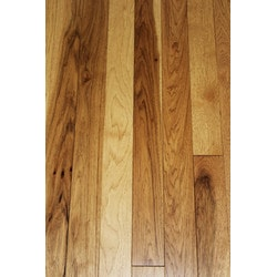 Beasley Amber Hickory ¾ In. Thick X 2 ¼ In. Wide X Random Length