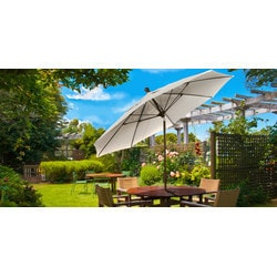FiberBuilt Umbrellas & Cushions - Home Collection Umbrellas