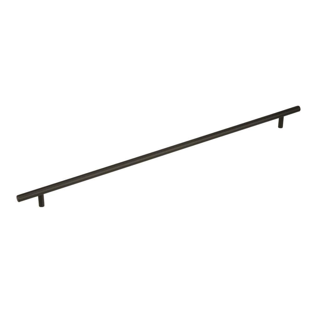 black_bronze_pull_amerock_cabinet_hardware_bar_pulls_bp19016bbr_silo_lit_17_5a4eb70283dab