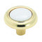 white_polished_brass_knob_amerock_cabinet_hardware_allison_value_bp76244w3_silo_59a83c6ec60fe