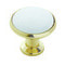 white_polished_brass_knob_amerock_cabinet_hardware_allison_value_bp95130b_silo_59a961fbbd070