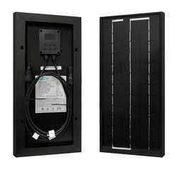 Renogy - 10 Watt 12 Volt Monocrystalline Solar Panel