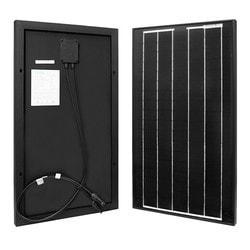 Renogy - 30 Watt 12 Volt Monocrystalline Solar Panel
