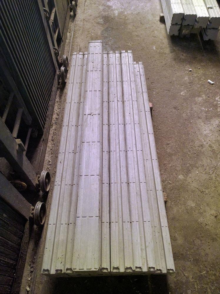 Natural Art Concrete Fence Sound Reduction Privacy