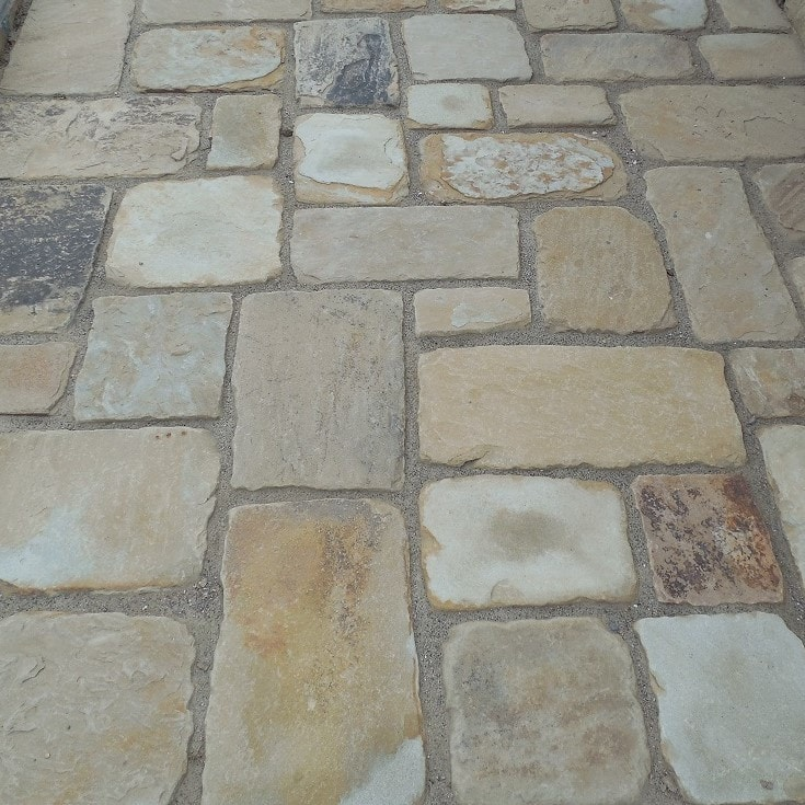 Natural Stone Pavers : The quarry mill natural quarried cut stone pavers