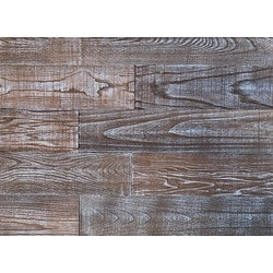 3D Whitewash Oak Wall Planks (10 Sq. Ft./Case)   Whitewash Oak / 23.75 X 5 .