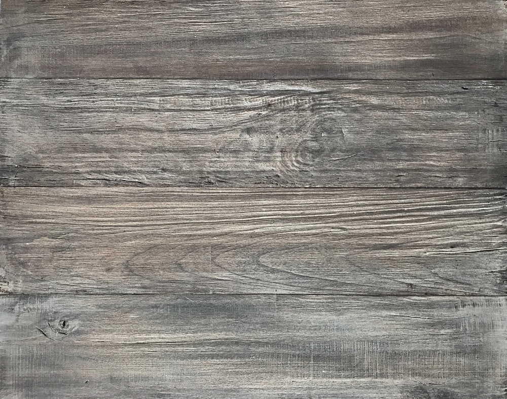 Holey Wood 3d Barn Wood Decorative Wall Planks In Gray