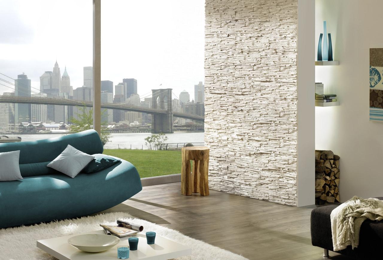 Stone Design Thin Gypsum Stone-Look Wall Decor / Contemporary ...