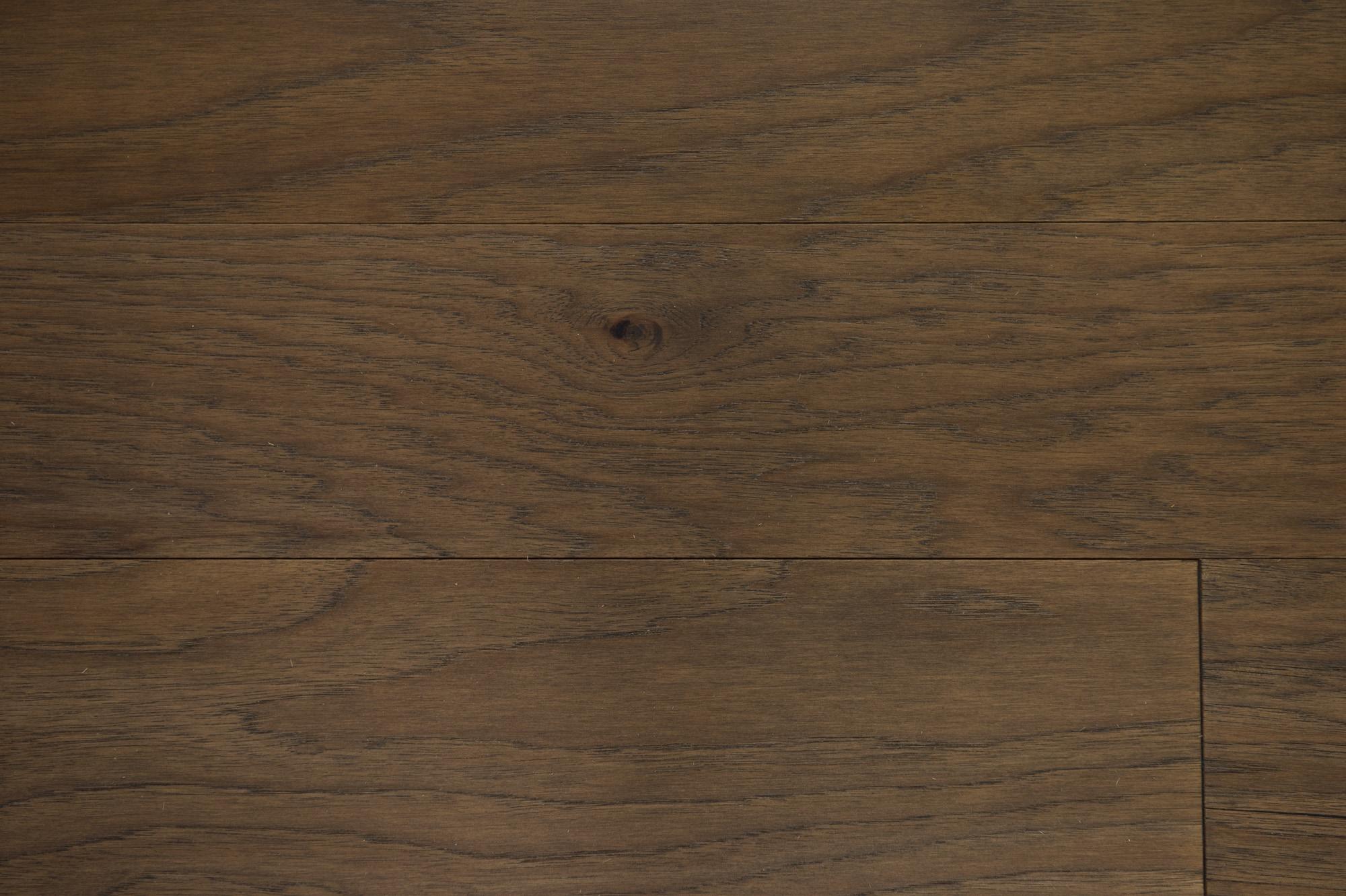 Mocha / Hickory / Urethane / ABC / Sample Engineered Hardwood - Hickory - Ozarks Collection 0