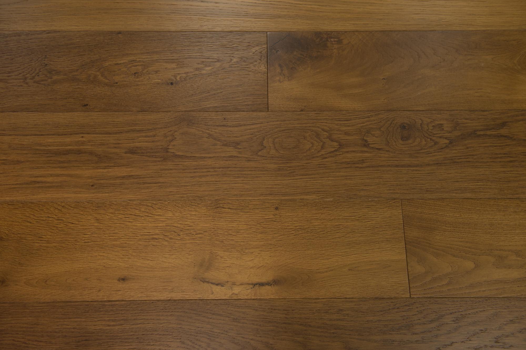 Chestnut / European Oak / Urethane / ABCD / Sample Engineered Hardwood - European Oak - Canyon Collection 0