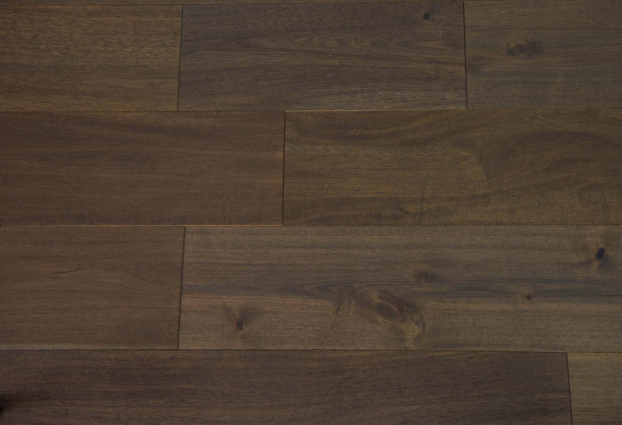 "Leather / Acacia / Urethane / ABC / 3/8"" x 6-1/2"" Engineered Hardwood - Acacia - Grand Teton Collection 0"