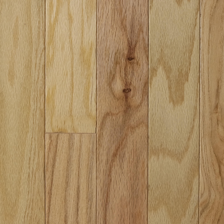 "Natural / Oak / Urethane with AO / Standard / Sample Engineered Hardwood - 5"" Oak - Berkshire Collection 0"