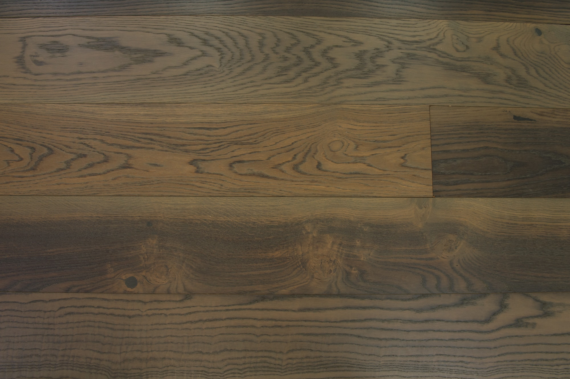 "Caraway / European White Oak / UV Oil Finish / ABCD / 1/2"" x 7-1/2"" Engineered Hardwood - European White Oak - Denali Collection 0"