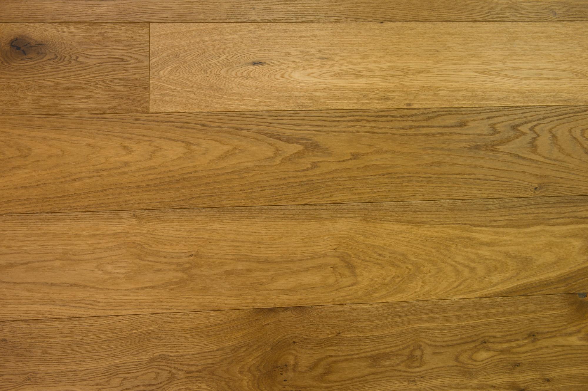 "Buckwheat / European White Oak / UV Oil Finish / ABCD / 1/2"" x 7-1/2"" Engineered Hardwood - European White Oak - Denali Collection 0"