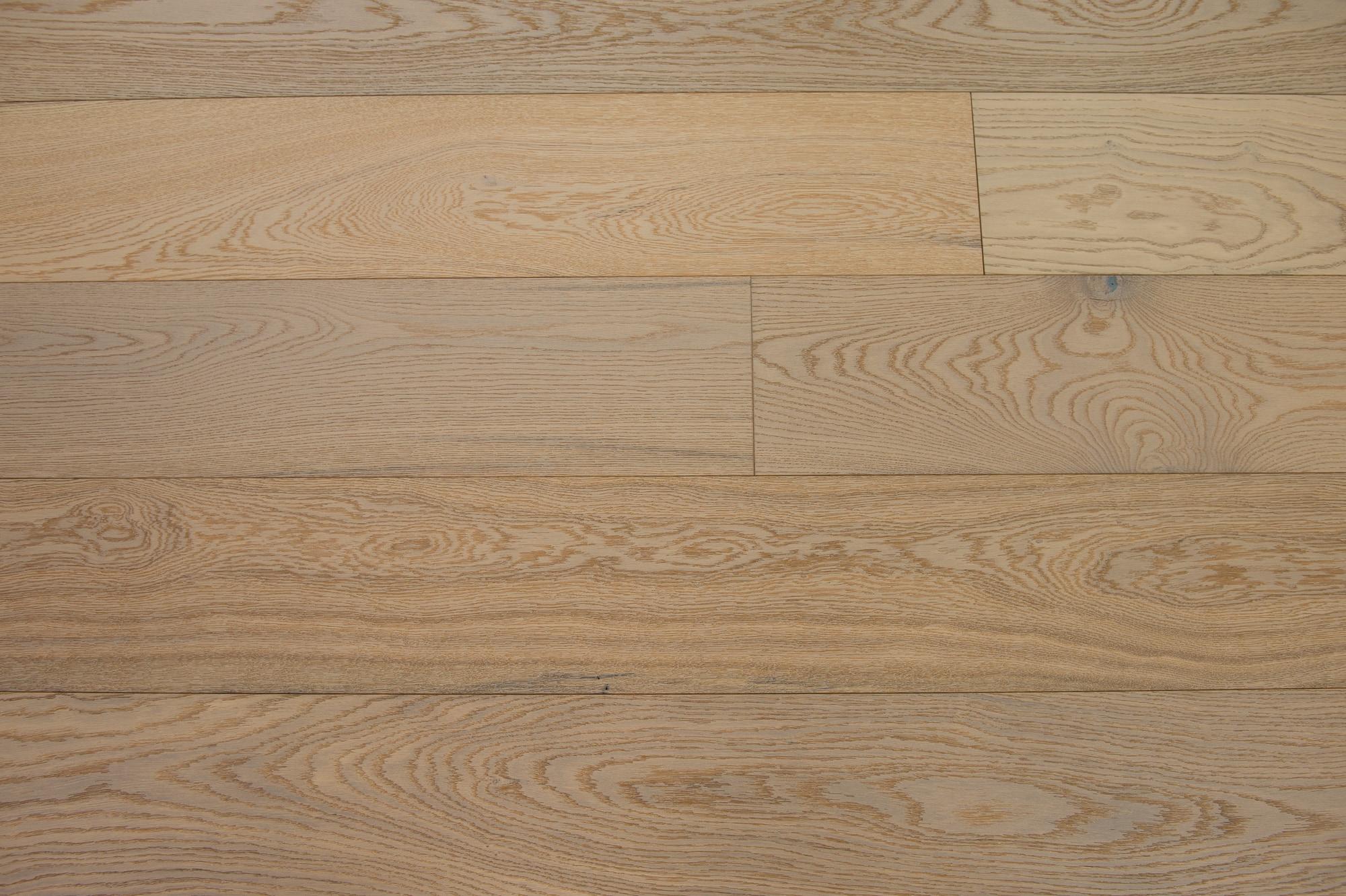 Natural / European White Oak / UV Oil Finish / ABCD / Sample Engineered Hardwood - European White Oak - Denali Collection 0