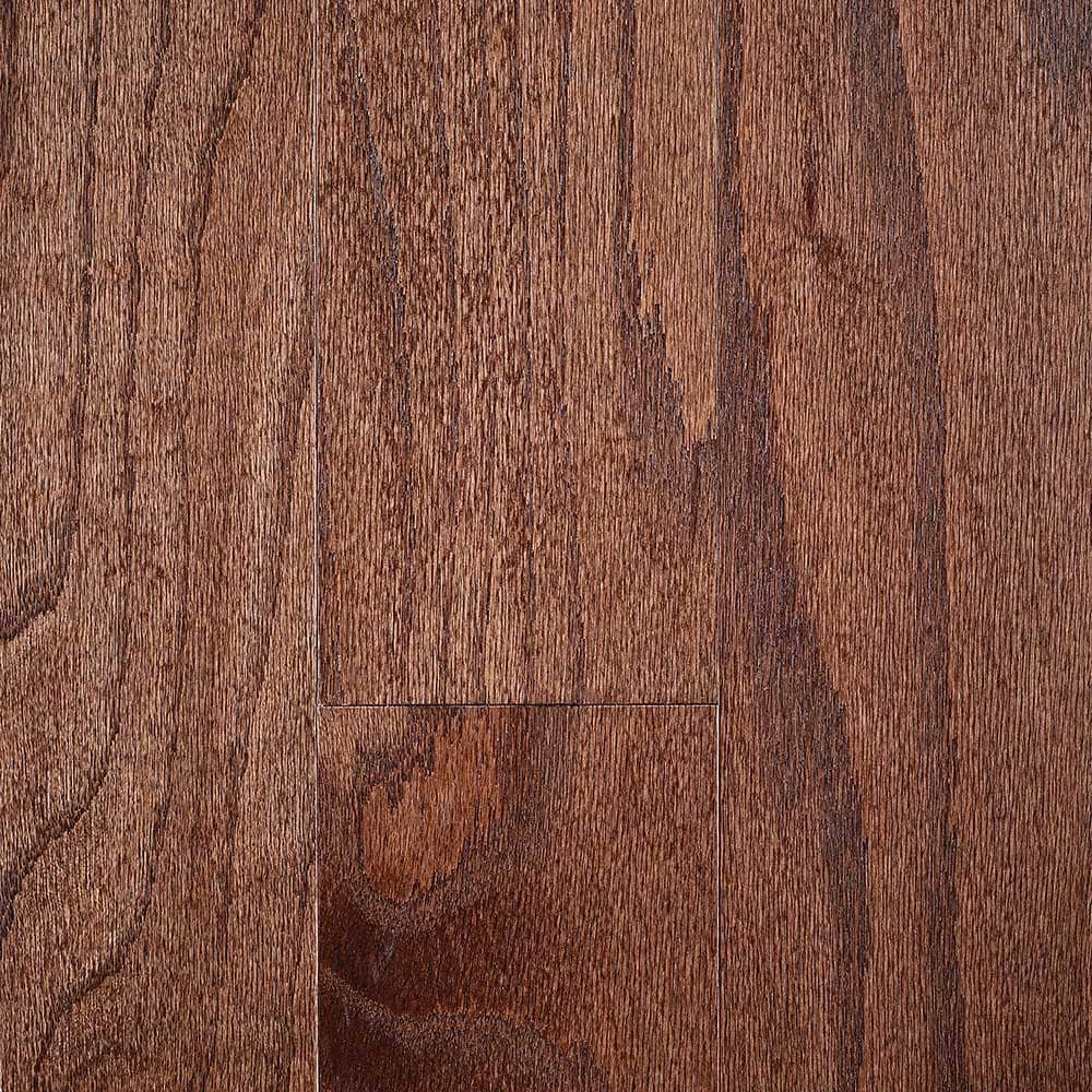 """Granola / Oak / Sealer = UV Urethene Aluminum Oxide; Topcoat = UV Urethene / #1 / Sample Great Smoky 3"""" Engineered Hardwood 0"""