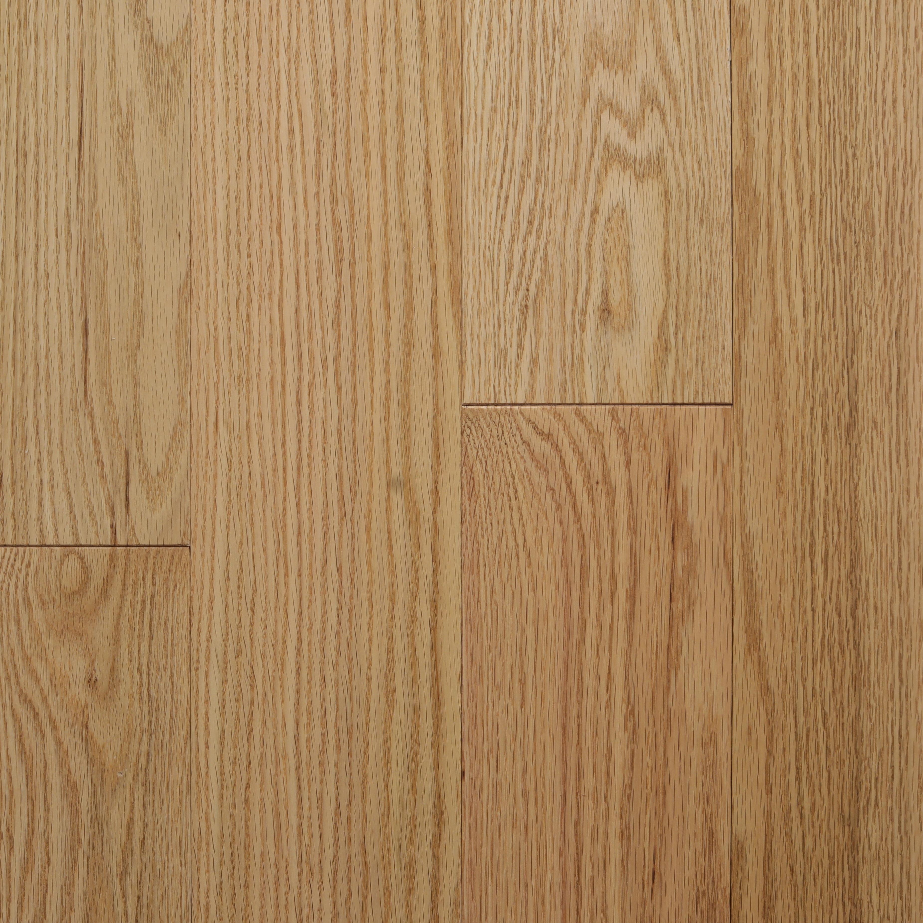 """Natural / Oak / Sealer = UV Urethene Aluminum Oxide; Topcoat = UV Urethene / #1 / Sample Blue Ridge 5"""" Engineered Hardwood 0"""