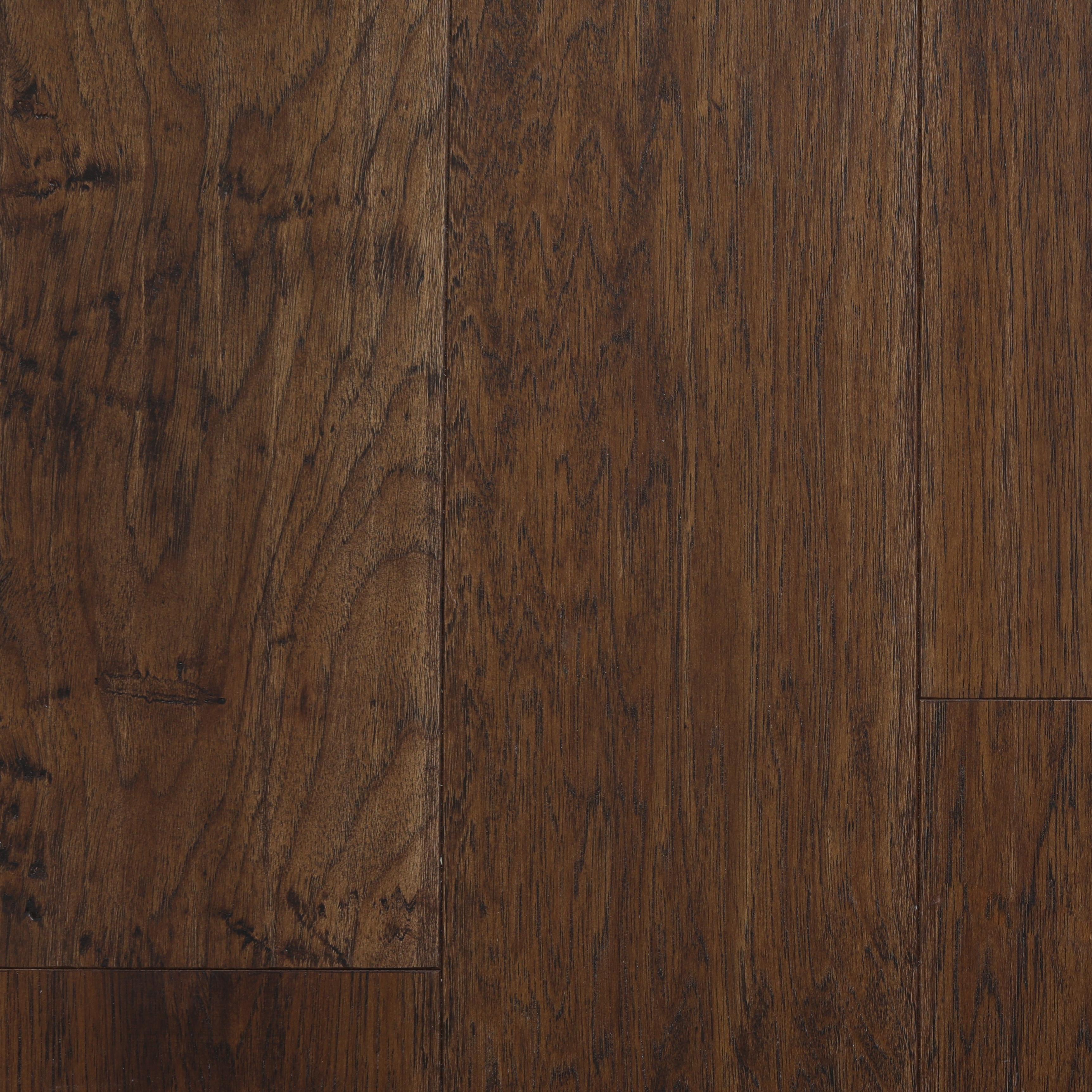 Granola / Hickory / Sealer = UV Urethene Aluminum Oxide; Topcoat = UV Urethene / #1 / Sample Taconic Engineered Hardwood 0