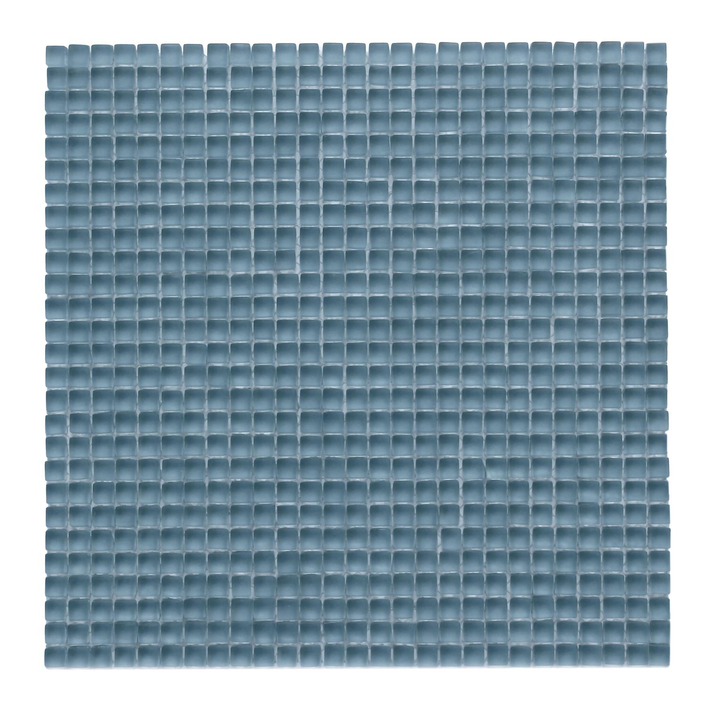 Dorado Frosted Atlantis Glass Mosaic Wall Tile 0