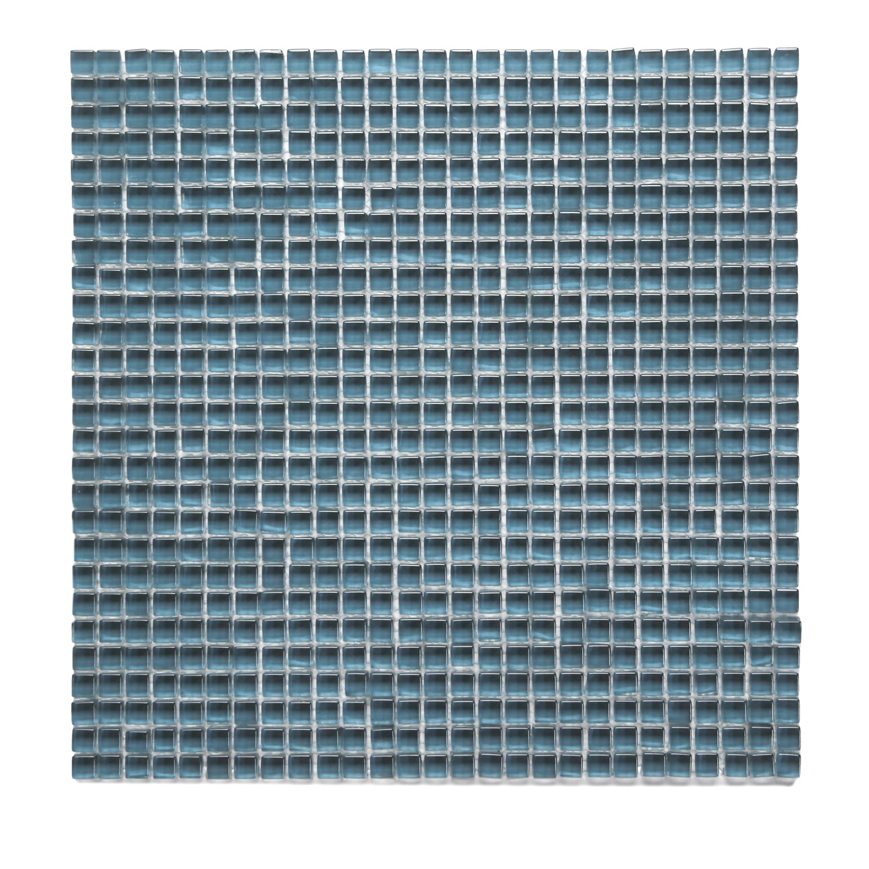 Dorado Polished Atlantis Glass Mosaic Wall Tile 0