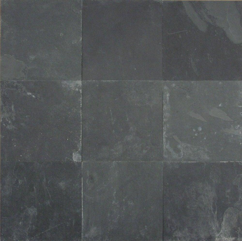Stone Tile Shoppe Inc Black Slate Slate Tile Black Slate X - 20x20 slate tile