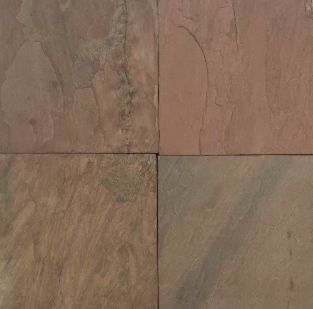 Sienna Slate Stone : Stone tile shoppe inc burnt sienna slate