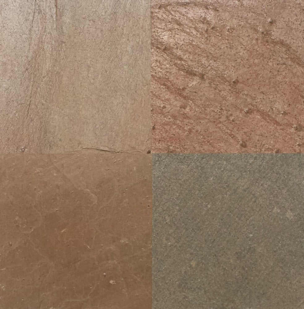 Stone & Tile Shoppe, Inc. Copper Slate Tile Copper / 4 x 4 - SAMPLE ...
