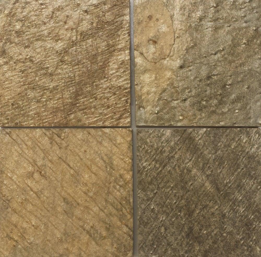 Stone Tile Shoppe Inc Gold Green Slate Tile Gold Green 12 X 12