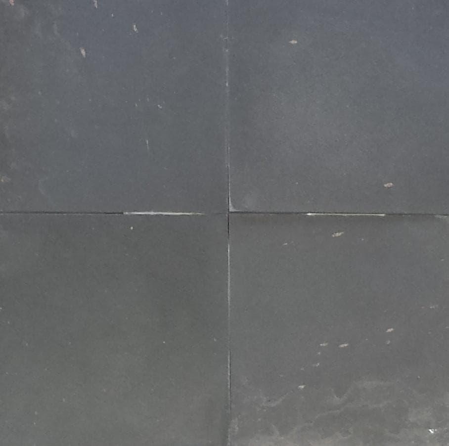 Stone Tile Shoppe Inc Midnight Black Slate Tile Midnight Black