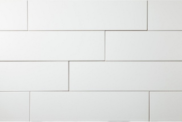 WS Tiles X Ceramic Tile In Bright White Ceramic Subway Tile - 16 x 16 white ceramic floor tile