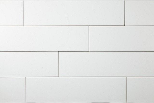 WS Tiles X Ceramic Tile In Bright White Ceramic Subway Tile - 16 x 16 white ceramic floor tile