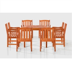 Stanley Outdoor Dining Set   Gray