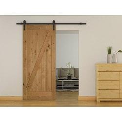 36 x 84 barn door interior doors builddirect